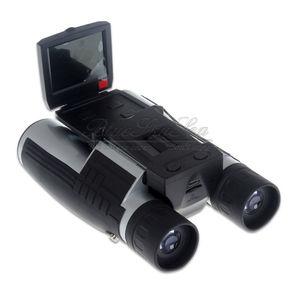 """Image 1 - Top Kwaliteit Verrekijker Telescoop 2 """"Scherm Hd 1080P Video opname Verrekijker Camera 12X32 Digitale Telescoop Verrekijker Camera"""