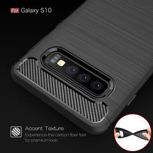 Coque Cover 5.9For Samsung Galaxy S10 Case untuk Samsung Galaxy S10 S10e S 10 Plus 5G Lite E S10plus SM G973 Kembali Coque Cover Case(China)