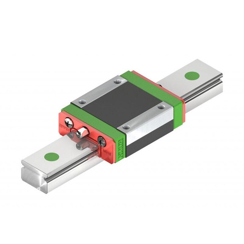 100% New Original MGN7C HIWIN Miniature Linear Guideway  Block hgh35ca 100% original taiwan hiwin linear guideway block grade c