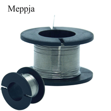 2PCS/30meters 26g Nichrome wire Diameter 0.4MM kanthal-a1 DIY Manufacturing Heating Resistance Alloy heating yarn