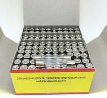 0.1A 0.2A 0.25A 0.5A 1A 2A 2.5A 3A 3.15A 4A 5A 6A 6.3A 7A 8A 10A 12A 15A 20A  Fast Blow 5*20mm 250V Glass Fuse Resistor x 100pcs