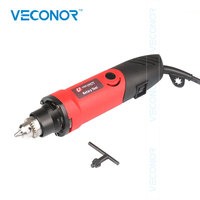 280W Variable Speed Electric Mini Drill Grinder Power Tools Dremel Rotary Tool