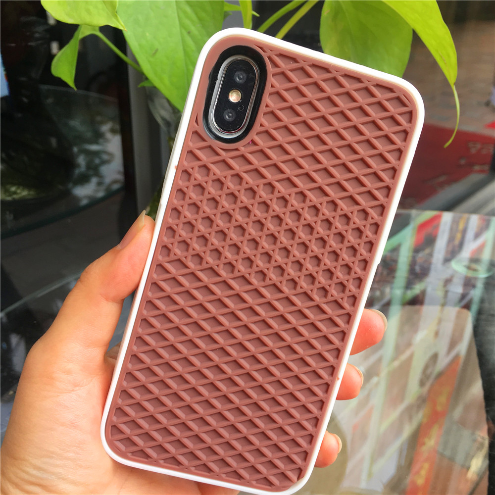 uk availability 59c8b 88de0 US $3.93 31% OFF|Vans Sport Phone case For iPhone X Case iPhone 5 5s SE 6  6s 7 8 Plus Cover 3D Silicon Cover Fashion Couple Full Protect Cell Bag-in  ...