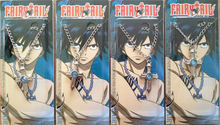 Fairy Tail Gray Fullbuster Cross Necklace Pendant