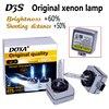 Free shipping D3S HID xenon bulb D3S for auto lamp 35W super brightness and longer life 4300K,6000K,8000K D3S Xenon
