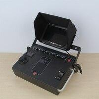 Фотокамера 2 axis PTZ control, Remote pan tilt регулирующая головка, может использоваться на штативе, корпус камеры.