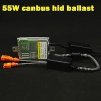 Dianshi top quality AC 12V 55W canbus error free xenon ballast for car hid h1 h3 h7 h11 h4 9005 9006 lamp