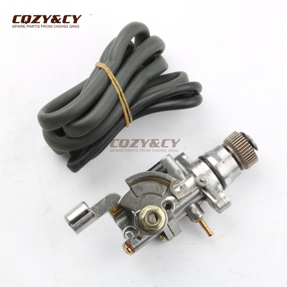US $12 86 |2 stroke OIL PUMP for KEEWAY Hurricane 90 1E50QMF Scooter on  Aliexpress com | Alibaba Group