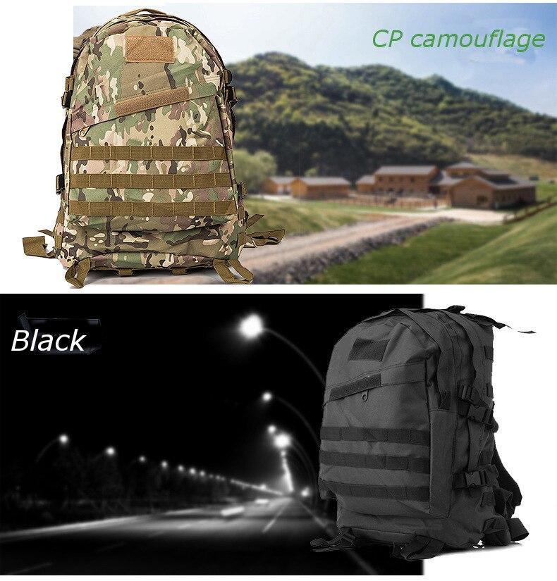 Impermeabile Color Sacchetti green Black Zaini Tattici Nylon Viaggio Caccia Confortevole Color Di gray Arrampicata Color SqS0UxHv