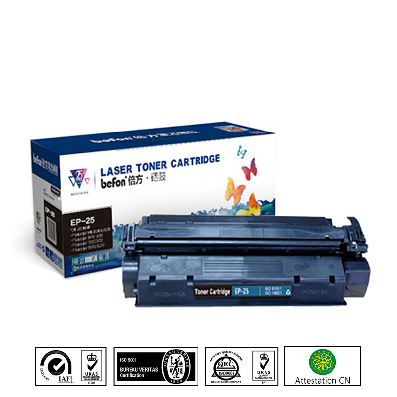 befon EP-25 EP25 EP 25 Toner Cartridge compatible for Canon LBP 1210 HP LaserJet 1000 1005 1200 1200N 1200SE compatible toner cartridge for hp c7115x lasterjet 1000 1005 1200 1220 3300 3310 3320 3330 3380 for canon lbp 1210 russian stock