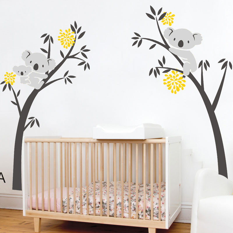 Wall Decal Baby Nursery Decor