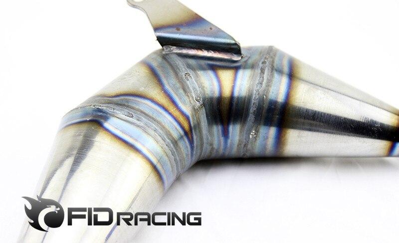 Fid dh tuned tubo para 1/5 ponte reta traseira martelo dragão (carro rc) - 2