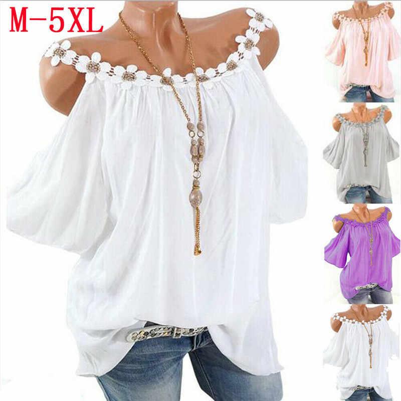 HIRIGIN Женская Повседневная футболка с круглым вырезом и цветочным принтом, свободная майка-туника с коротким рукавом, топы больших размеров