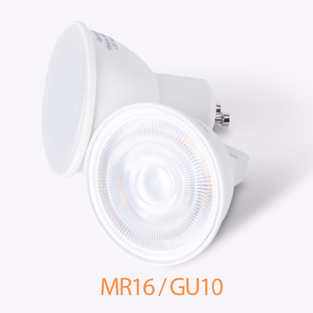 WENNI Spotlight GU10 LED 220V Bulb MR16 LED Lamp 5W Spot Light Bulb 7W Bombillos LED Gu 10 Light GU5.3 Corn Lamp 2835SMD Ampoule
