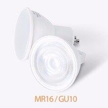 WENNI Spotlight GU10 LED 220V Bulb MR16 Lamp 5W Spot Light 7W Bombillos gu 10 GU5.3 Corn 2835SMD Ampoule