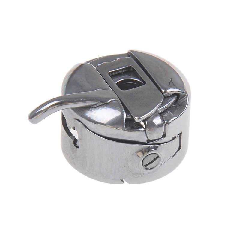 Zilver Naaimachine Metalen Spoel Spool Case Naaimachine Accessorries Hot koop