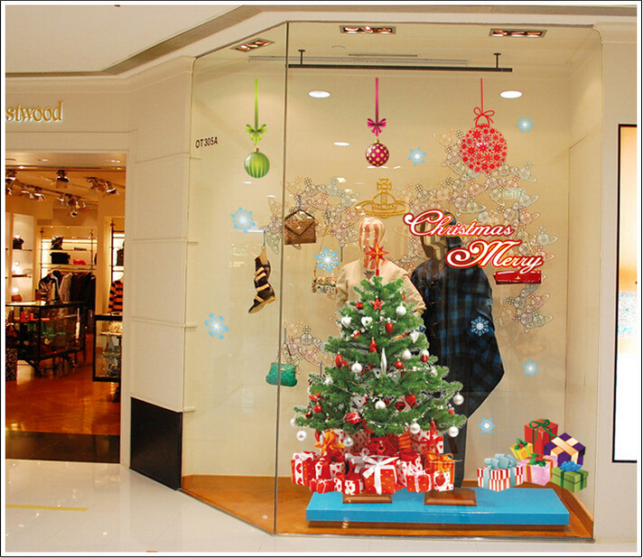 Exelent Christmas Wall Decorations Ideas Images - Wall Art ...