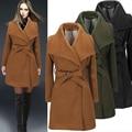 Coats Women Warm Female Overcoat New winter Fashion Women basic Coats Topcoat For Women Europe and American cloak