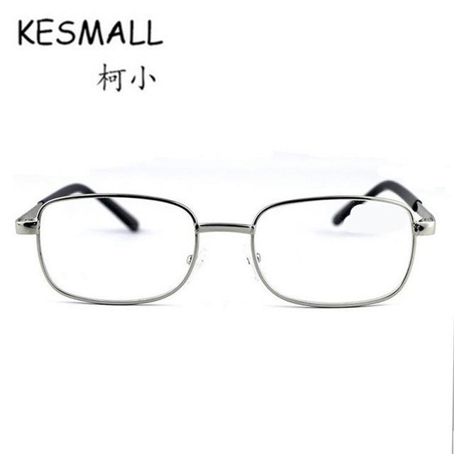 KESMALL Reading Glasses Men Women Anti fatigue Glasses Metal Frame ...