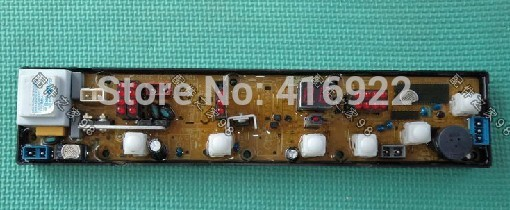 Free shipping 100% tested for Washing machine board XQB56-5601(A) motherboard NCXQ-QS01-3 on sale free shipping 100% tested for kangjia washing machine control board ncxq qs07 1 computer board on sale