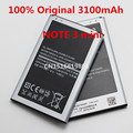 100% 3100mAh EB-BN750BBC Mobile Phone Battery for Samsung Galaxy Note III Neo / Note 3 neo / N7505 / N750 / Galaxy note 3 mini
