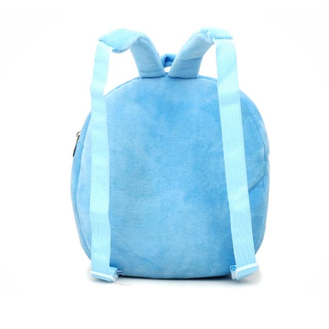 Lovely Princess Plush Backpack
