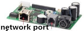network port