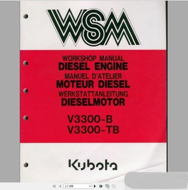 kubota full set workshop manual dvd in software from automobiles rh aliexpress com kubota workshop manual for svl75 kubota workshop manuals svl25