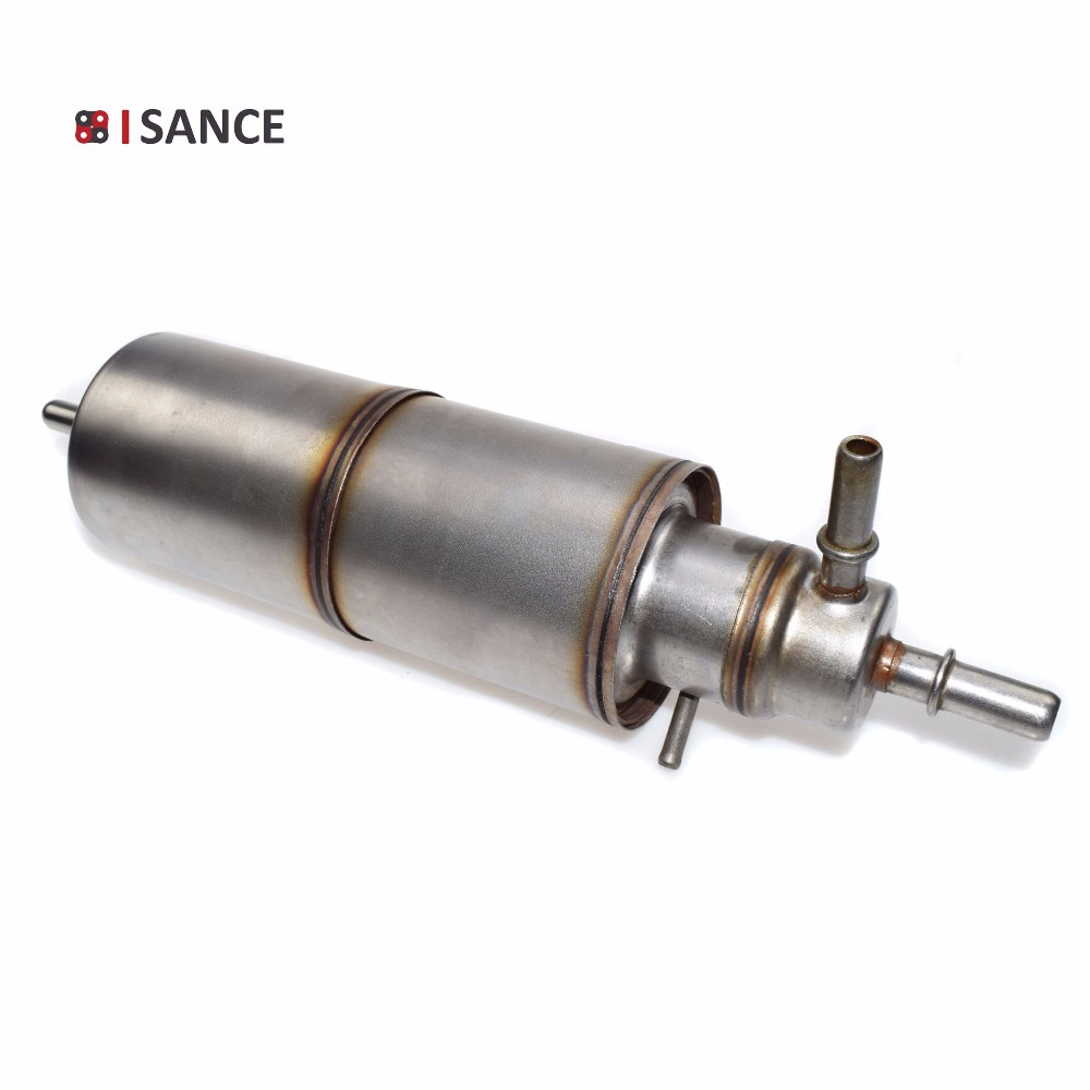 ISANCE Fuel Filter & Fuel Pressure Regulator A289559 1634770701 & 163 477  07 01 For Mercedes Benz W163 ML320 ML430 ML55 AMG-in Fuel Filters from  Automobiles ...