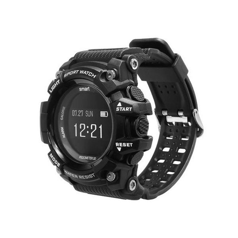 tinow Sports WATCH Bluetooth 4 0 Heart Rate Push Message Sleep Tracker 5ATM OLED DISPLAY For