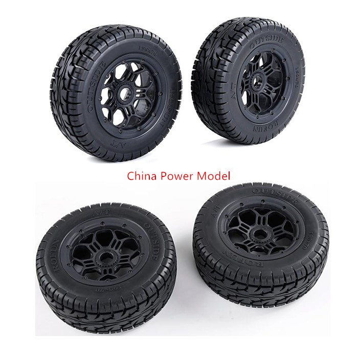 Raubtier New Wheel All Terrain Tire for 1/5 Scale LOSI 5IVE-T SLT V5 5S image