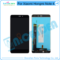 LCD Display For Xiaomi Hongmi Note 4 Redmi Note 4 Touch Screen With Digitizer Assembly Replacement