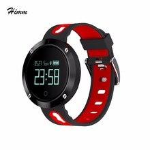 Smart Band DM58 Водонепроницаемый смарт-браслет монитор сердечного ритма крови Давление часы умный Браслет фитнес-трекер PK mi Группа 2