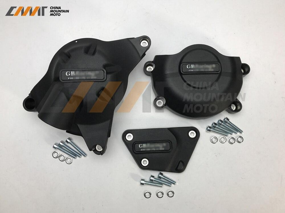 Moto Engine caso di Protezione della copertura per GB Racing per YAMAHA YZF600 R6 2006-2015