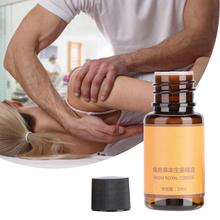 10ML Ginger Essential Oil Nourishing Massage Scraping Therapy Skin Car