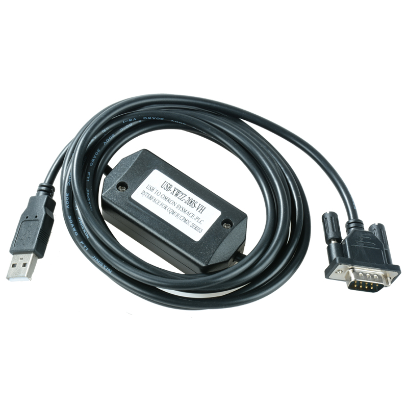 USB-XW2Z-200S-VH PLC Cable,USBXW2Z200SVH,Support Win7/ Win8,Connect CQM1H/CPM2C/2AH/CJ1M-CPU13,USB/XW2Z/200S/VH,FAST SHIPPING