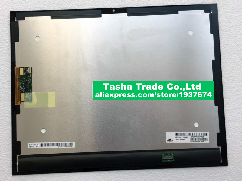 12.3 assembly for HP Slate 12 pro touch +LCD digitizer lcd panel For hp Pro slate 12 LD123UX1-SMA1