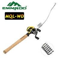 Lengthened Emmrod portable lure fishing rod set fishing Ocean boat Raft fishing rod Portable Casting Fish Telescopic Rod MQL WD