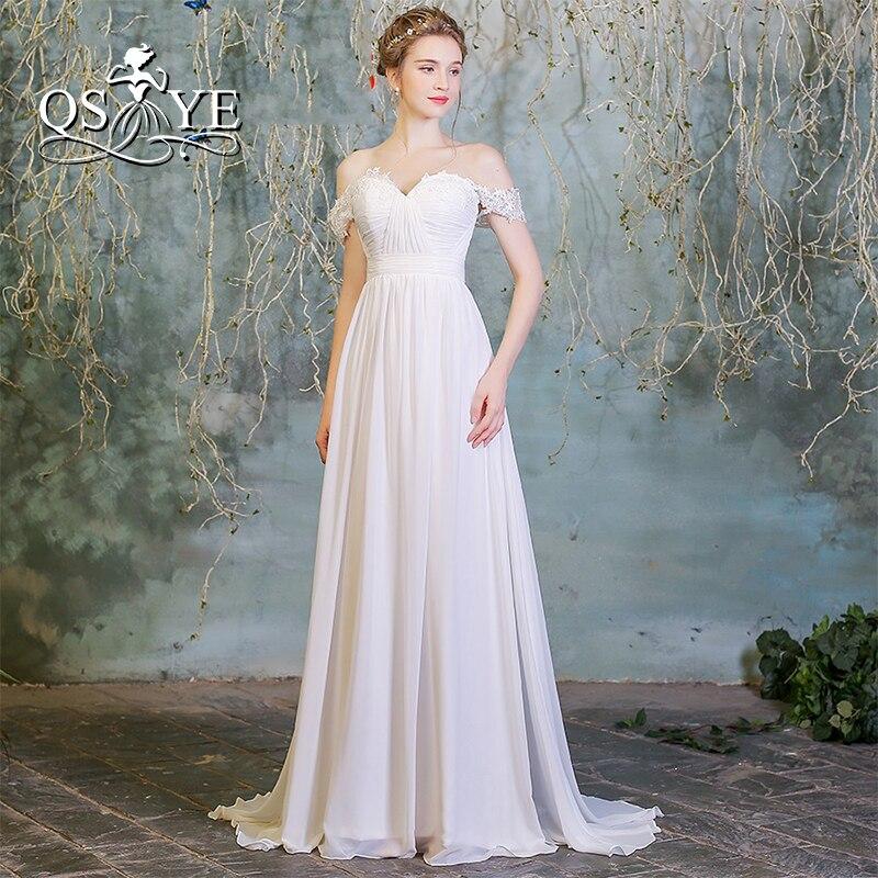 ヾ(^▽^)ノQSYYE 2018 Summer Bohemian Cheap Wedding Dresses Plus ...