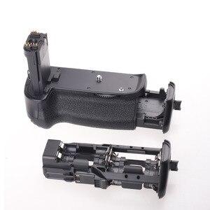 Image 5 - Poignée de batterie verticale multi puissance spash pour Canon EOS 6D remplacement de caméra BG E13 support de batterie professionnel travail avec LP E6