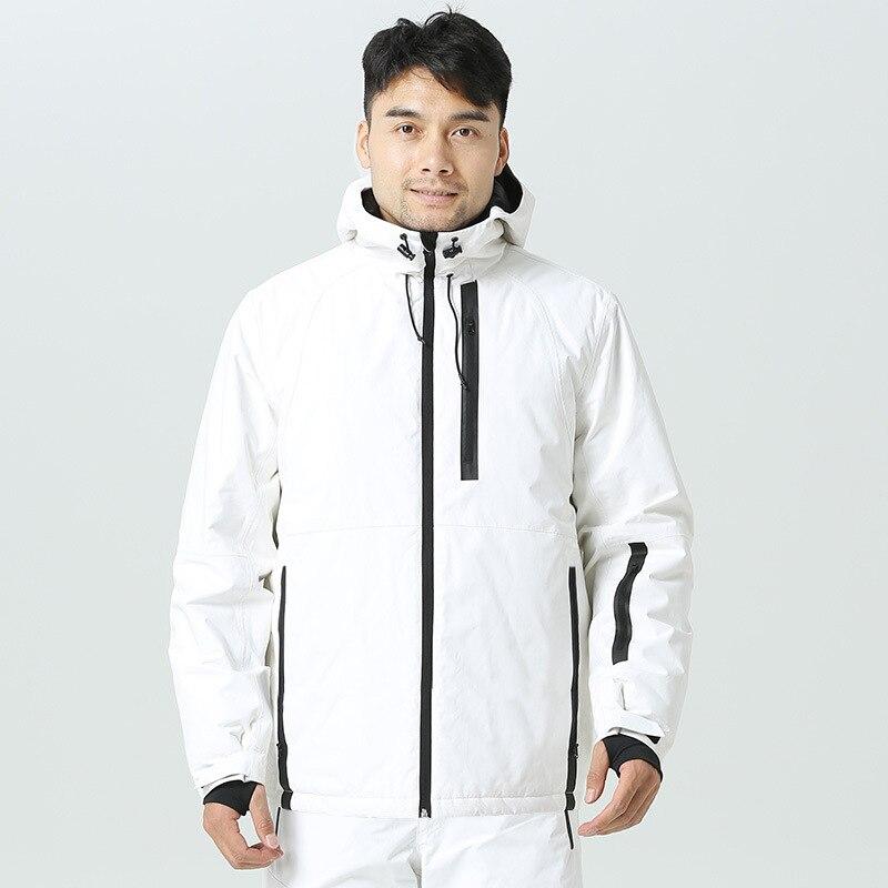 2018 Free Shipping Camouflage Winter Ski Jacket Warm Waterproof Snow Ski Jacket Denim Women And Men Mountain Skiing jacket men destroyed denim jacket