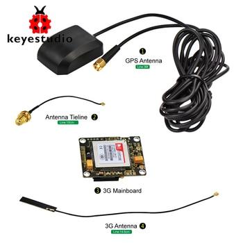 keyestudio SIM5320E 3G Module GSM GPRS GPS Modules for Arduino 51 AVR MCU