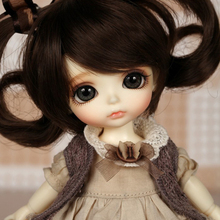 OUENEIFS lati jaune ensoleillé lea lami kuro coco 1/8 sd/bjd modèle reborn bb filles garçons poupée toys boutique dollhouse silicone meubles