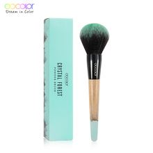 Docolor Womens 1PC Large Powder Makeup Brushes Soft Synthetic Hair Make Up Brush Face Beauty Cosmetic Tools Pincel Maquiagem