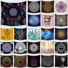 Unicorn  boho style wall hanging tapestry mandala  home decoration  wall art tapestrybedroom large tapestry size 1750mm*1750mm