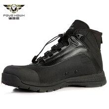 Brand hiking men shoes Waterproof outdoor sports Waders trekking fishing montura climbing beach Chukka Women Tactical boots