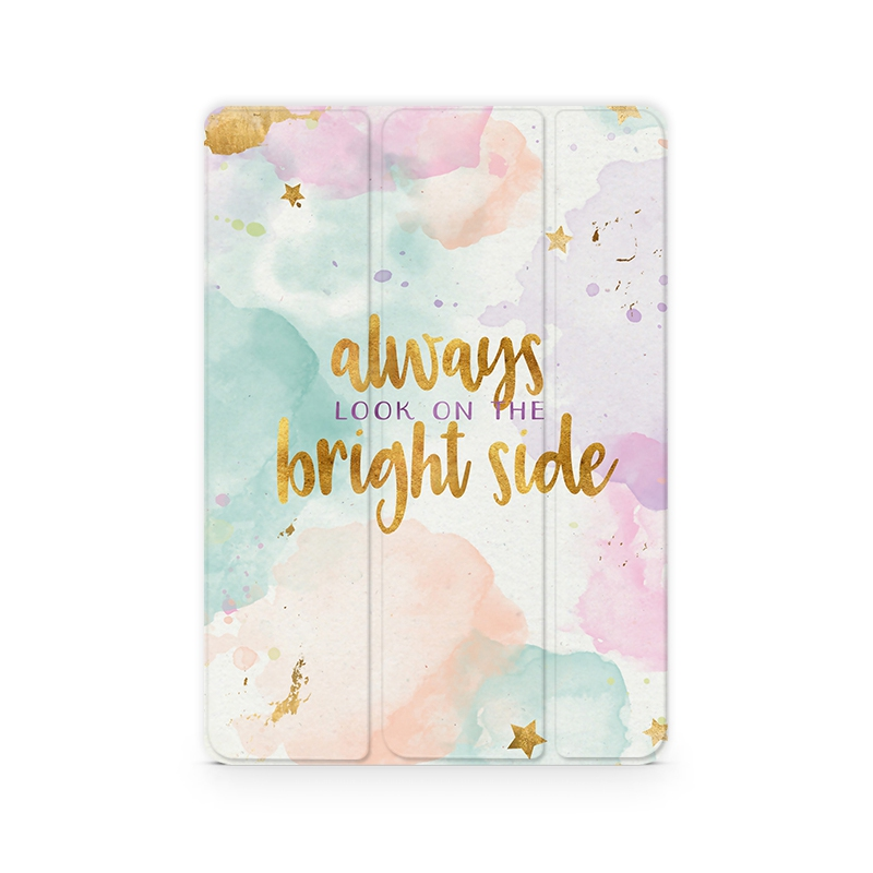 Watercolor Magnet Flip Cover Case For Ipad Pro 9.7 10.5 12.9 Air Air2 Mini 1 2 3 4 Tablet Case For New Ipad 9.7 2017 A1893