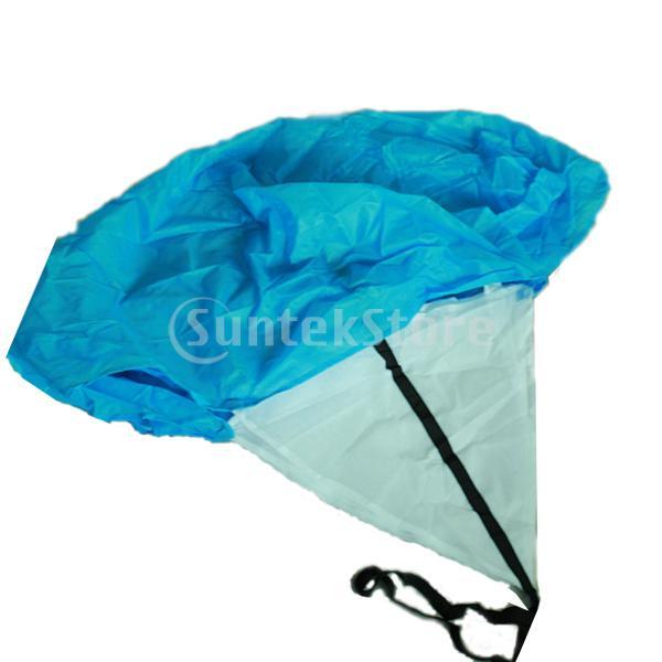 "Running Chute Speed Training Resistance 48/"" Parachute DRILL FITNESS SPRINT"