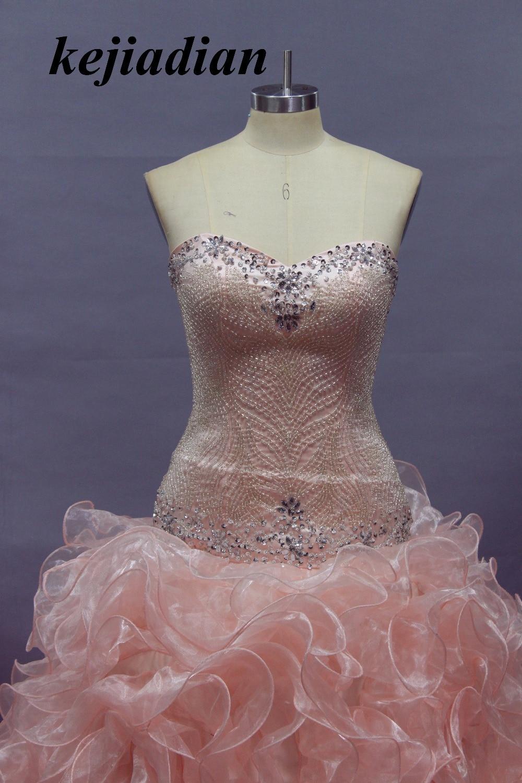 Hermosa Vestido De Novia De Marfil Y Champagne Colección - Vestido ...