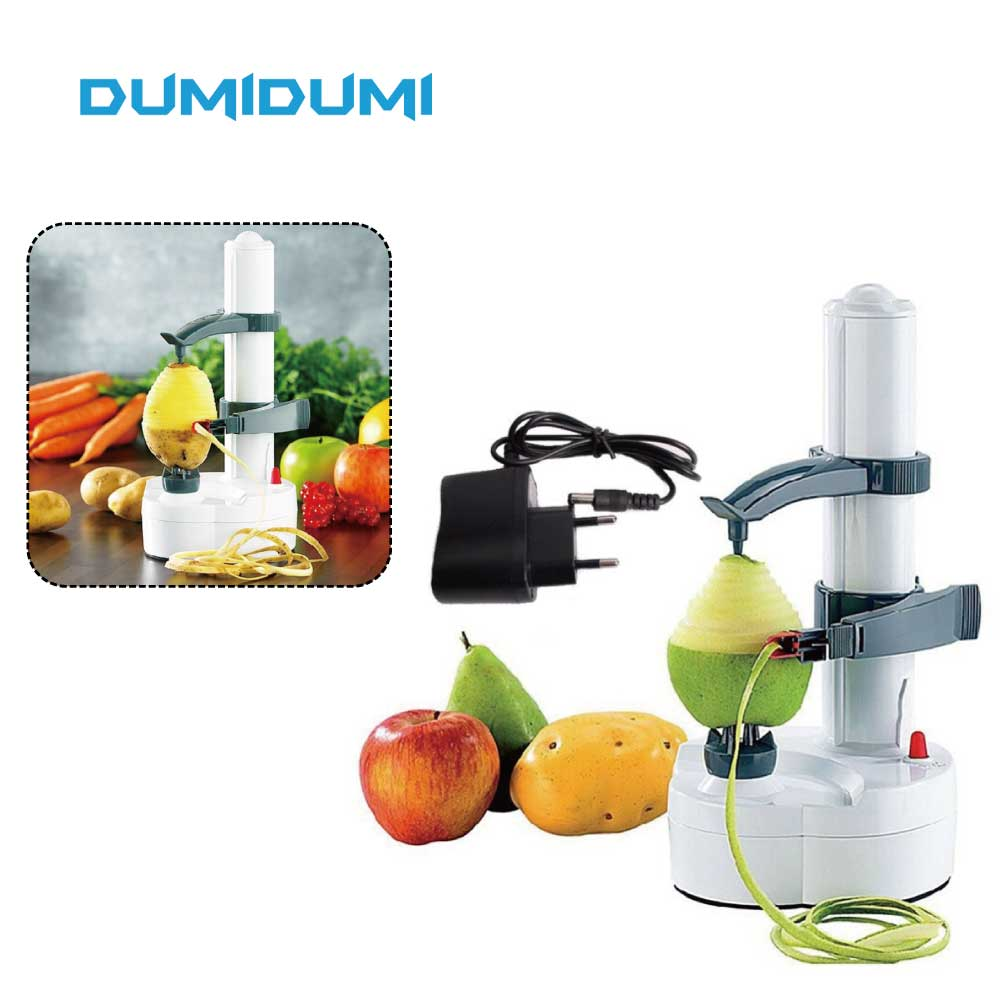 Potato Peeler Us 11 99 Electric Multifunction Fruit And Vegetable Peeler Potato Peeler Automatic Peeler Peeling Machine In Peelers Zesters From Home Garden